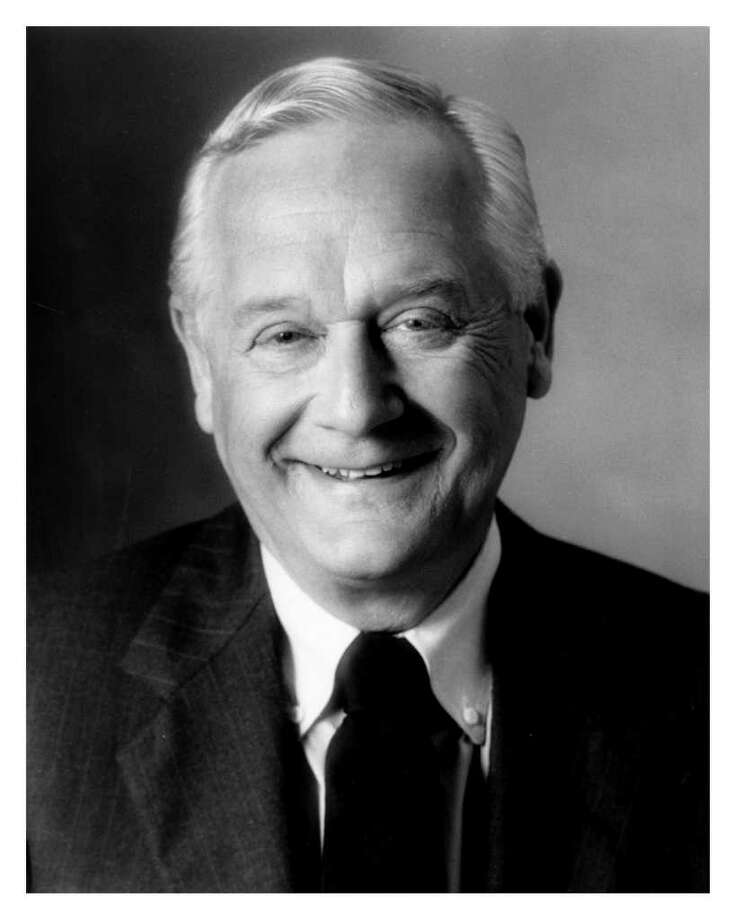 Gordon L. Jones, Jr., 85, a former director and senior executive of Hearst Corporation, died Wednesday at his home in New Canaan after a long illness. Photo: File Photo / Stamford Advocate File Photo
