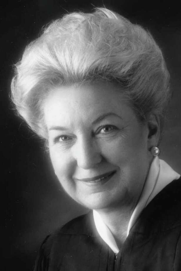 Judge Maryanne Trump Barry, a judge for the U.S. Court of Appeals Third Circuit for New Jersey, will be the undergraduate speaker at Fairfield University's 61st commencement exercise May 22. Photo: Contributed Photo / Fairfield Citizen contributed