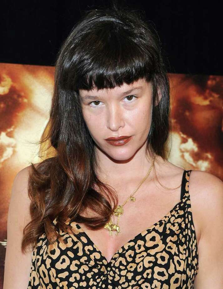 "Paz de la Huerta attends the premiere of ""God Bless Ozzy Osbourne"" during the 2011 Tribeca Film Festival at BMCC Tribeca PAC in New York City.  Photo: Getty Images"