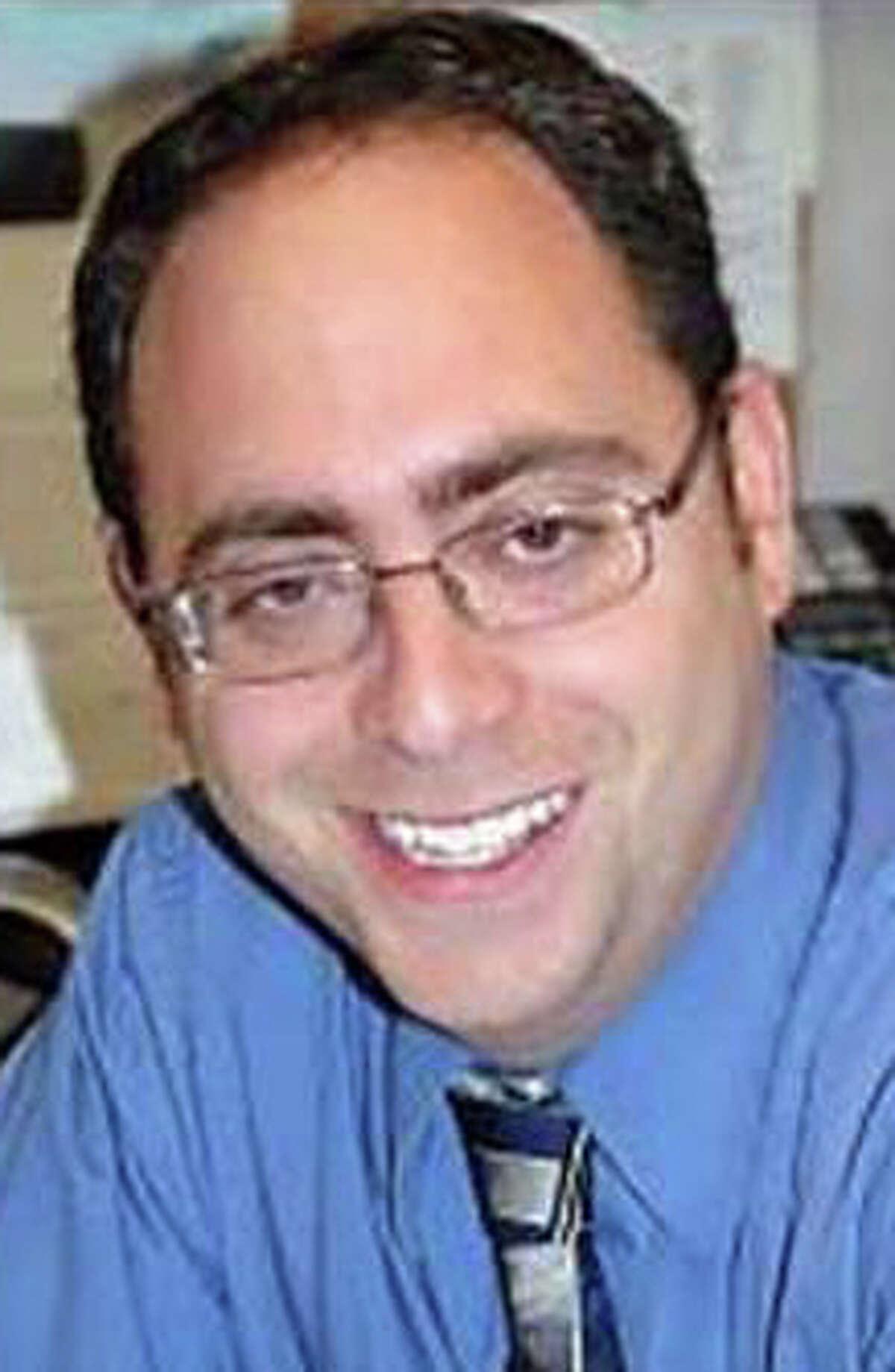 Rabbi Jeremy Wiederhorn of the Conservative Synagogue in Westport.