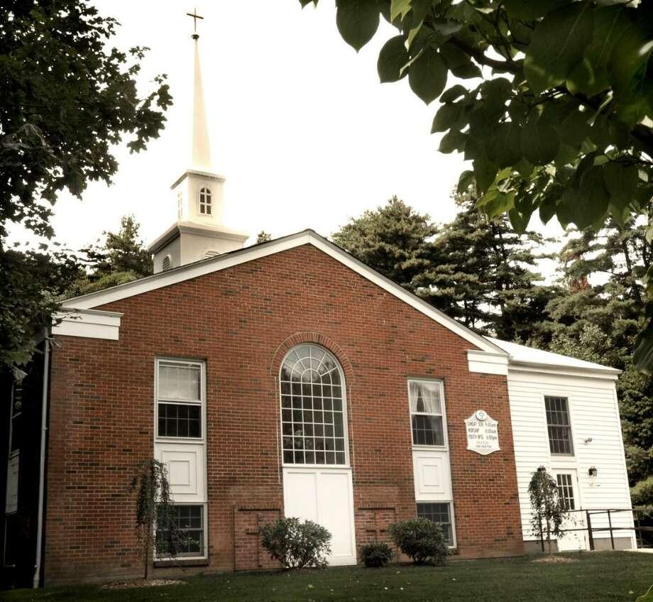 Ridgefield Baptist Church Photo: Michael Duffy / The News-Times