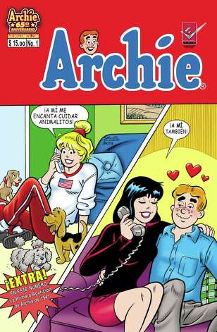 OTHER FAMOUS REDHEADS: Archie   (AP Photo/Archie Comic Publications) Photo: HO
