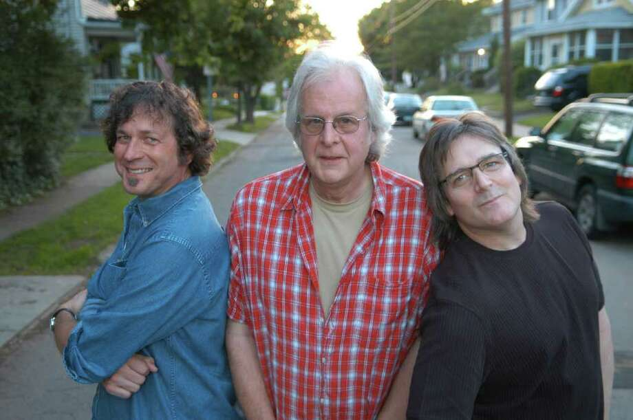 "The Ivory Bills - John L., James Velvet and Johnny Java, from left - will debut their new EP, ""In Color,"" at the Daffodil Festival in Meriden Saturday, April 30. The two-day festival at Hubbard Park closes Sunday, May. 1 Photo: Contributed Photo / Connecticut Post Contributed"