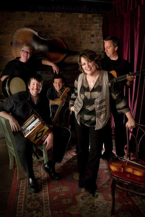 Acclaimed Irish fiddler Eileen Ivers and her eclectic backing band, Immigrant Soul, will perform Friday, April 29, at the McGraw Pavilion in Pawling, N.Y. Photo: Contributed Photo / The News-Times Contributed