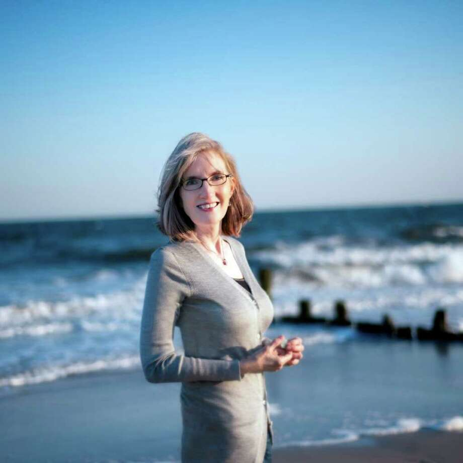"Luanne Rice, who lives in Old Lyme and New York City, has a new novel, ""The Silver Boat,"" about three sisters who have to sell the family's beach house after their mother dies. Photo: Contributed Photo / Connecticut Post Contributed"