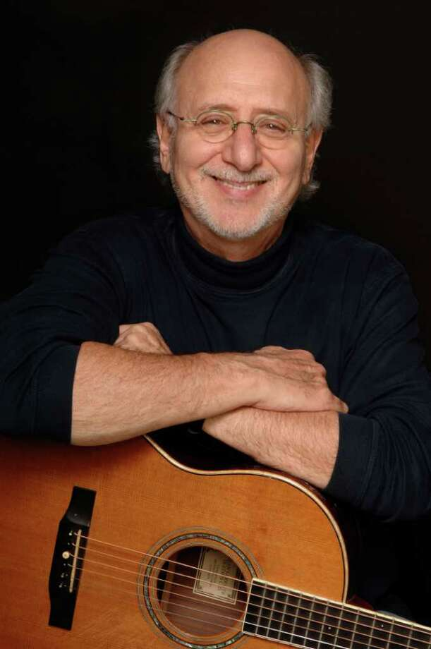 Peter Yarrow of the folk trio Peter, Paul and Mary will be in Greenwich on Wednesday, May 4, to headline a gala that will benefit Friends of Autistic People's efforts to build a farm academy for children and adults with autism. Photo: Contributed Photo / Stamford Advocate Contributed