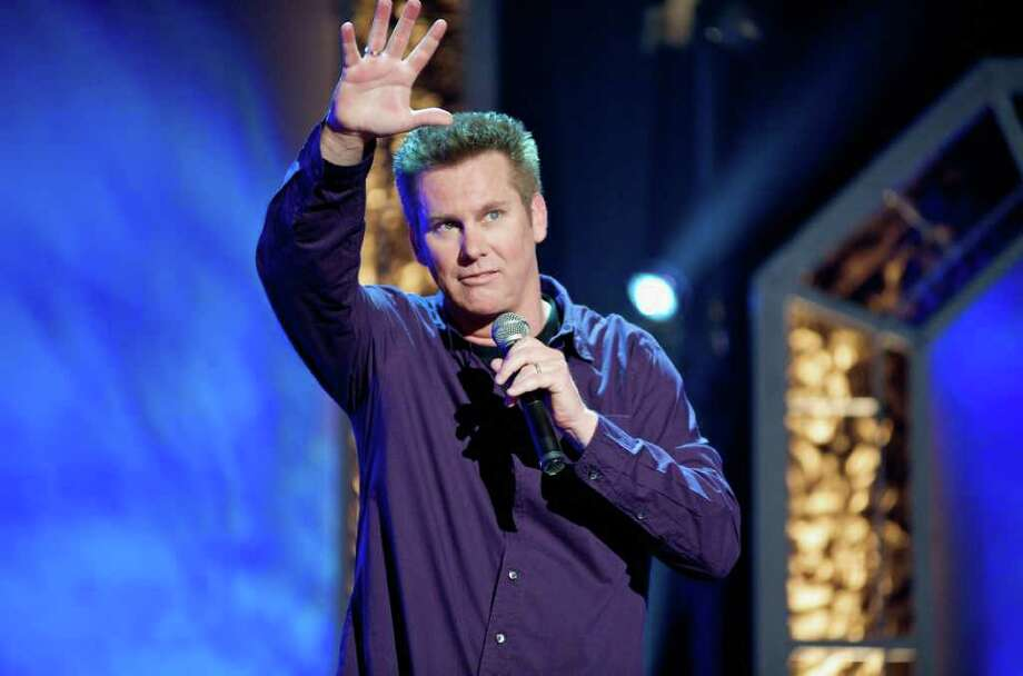 Comedian Brian Regan, who has attracted many fans over his 30-year career, will perform Thursday, April 28, at The Palace Theatre in Stamford. For information, visit www.scalive.org. Contributed photo/Brian Friedman Photo: Contributed Photo / Stamford Advocate Contributed