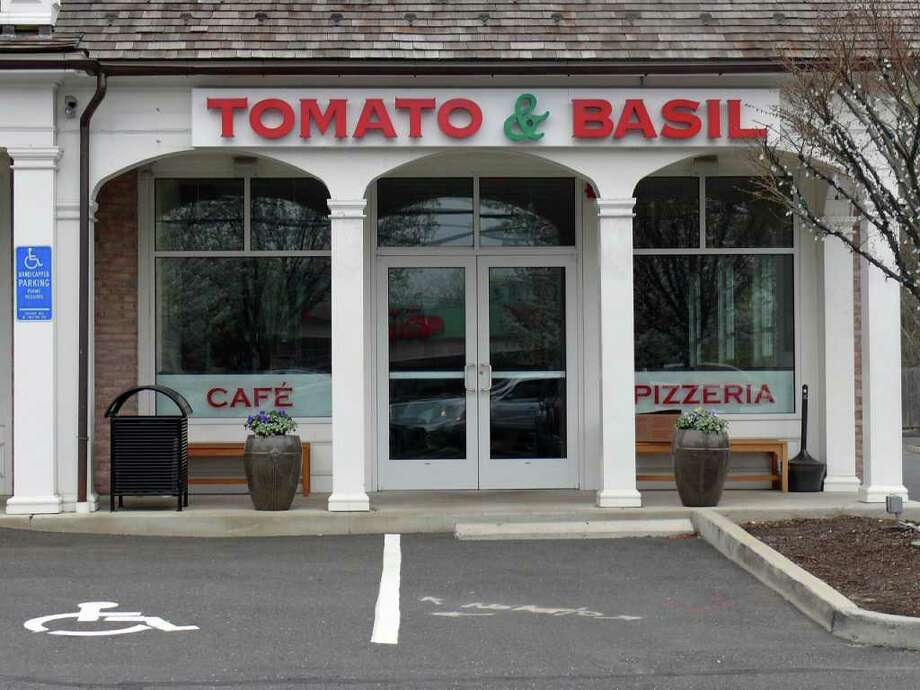 The Town Plan and Zoning Commission this week approved outdoor patio dining for Tomato & Basil, a Black Rock Turnpike restaurant. Photo: Genevieve Reilly / Fairfield Citizen