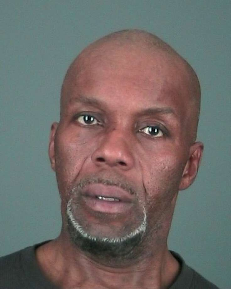 Albany police said they arrested Thomas Hardie, 52, on Tuesday, April 26, after he fired a shot from a handgun he had in his possession. (Albany police photo)