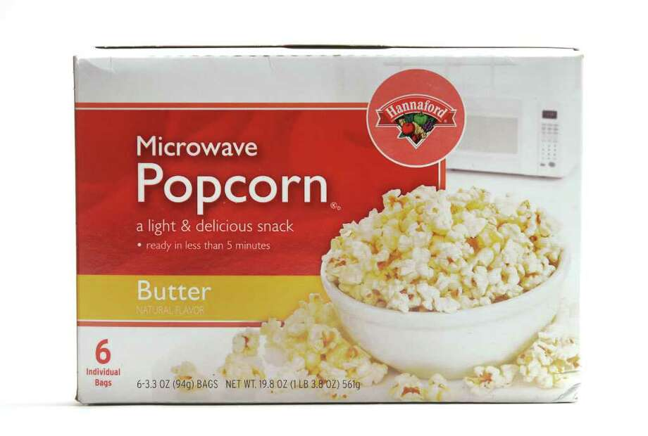 Hannaford popcorn (Cindy Schultz / Times Union) Photo: Cindy Schultz