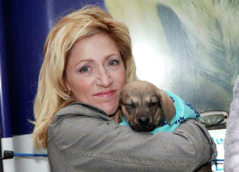 Edie Falco attends the 2011 North Shore Animal League America Tour For Life at Radio City Music Hall in New York City.  Photo: Getty Images