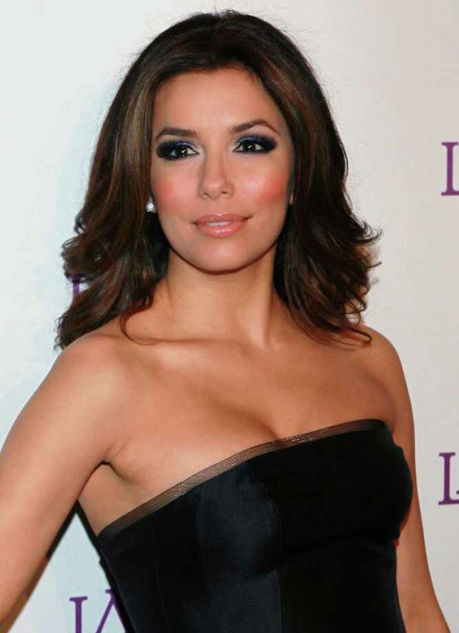 Actress Eva Longoria attends the Inaugural Gala of LA Plaza de Cultura y Artes on April 9, 2011 in Los Angeles, California. Photo: David Livingston, Getty Images / 2011 Getty Images