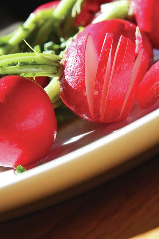Table@Home shares the delights of this first spring veggie: the radish. (Paul Barrett/Life@Home) Click here to read the story.