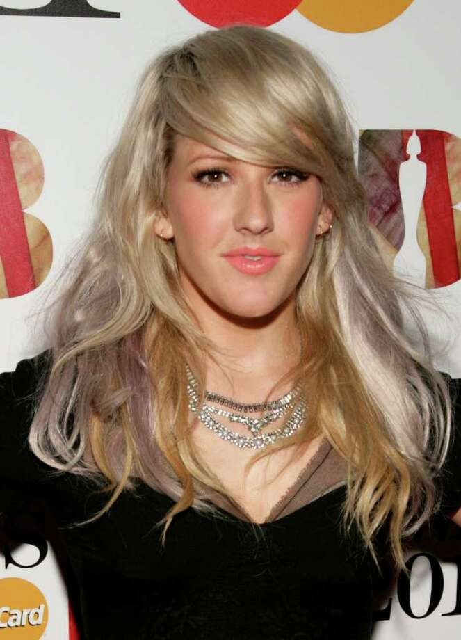 FILE - In this Jan. 13, 2011 file photo, singer Ellie Goulding arrives at the 20011 Brit Awards Launch at IndigO2, in London. Goulding has been selected to sing at the wedding reception of Prince William and Kate Middleton on Friday, April 29. (AP Photo/John Marshall, file) Photo: John Marshall