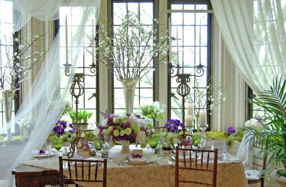 39 Tablescapes 39 A Success New Canaan News
