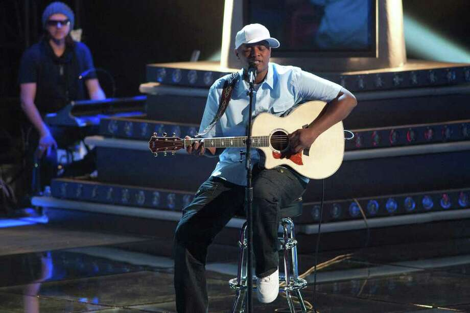 THE VOICE -- Episode 101/102 -- Pictured: Javier Colon -- Photo by: Lewis Jacobs/NBC Photo: Lewis Jacobs, Lewis Jacobs/NBC / ? NBCUniversal, Inc.