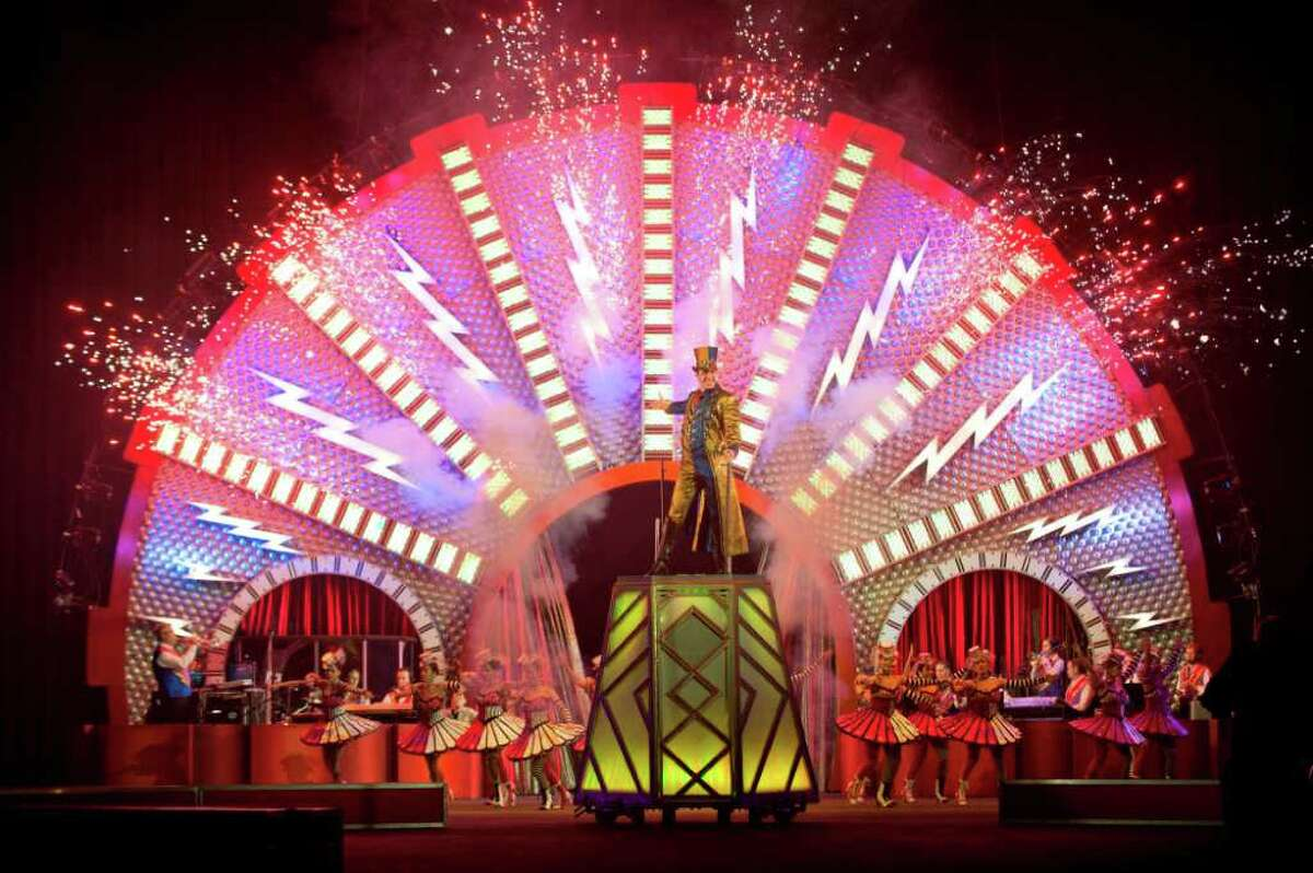 Ringling Bros. and Barnum & Bailey Circus presents Fully Charged comes to the XL Center in Hartford from Thursday, May 5 to Sunday, May 8.
