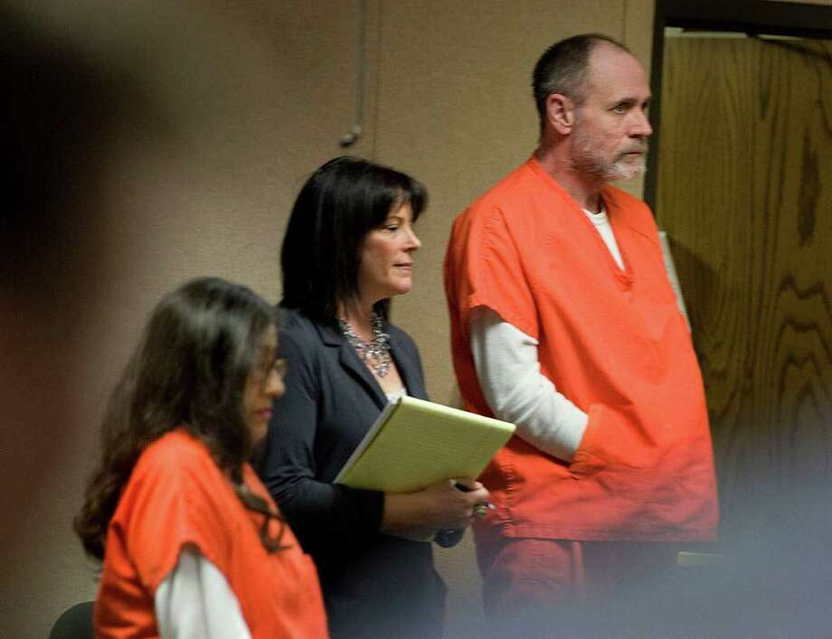 Couple admit kidnap - Times Union
