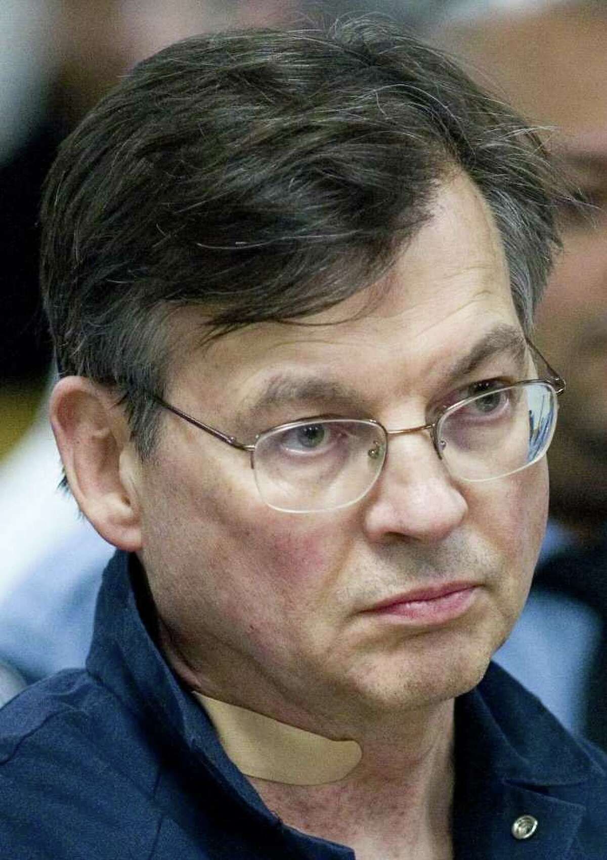 FILE - A Stamford jury Tuesday afternoon awarded the ex-wife of former White House attorney John Michael Farren (pictured) $28.6 million in damages for her near-fatal beating in their New Canaan mansion in 2010.