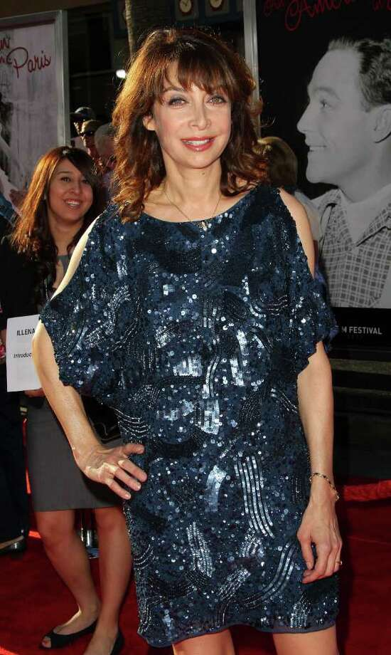 "Actress Illeana Douglas attends the TCM Classic Film Festival Opening Night Gala and World Premiere of the film ""An American In Paris"" at Grauman's Chinese Theatre in Hollywood, California.  Photo: Getty Images"