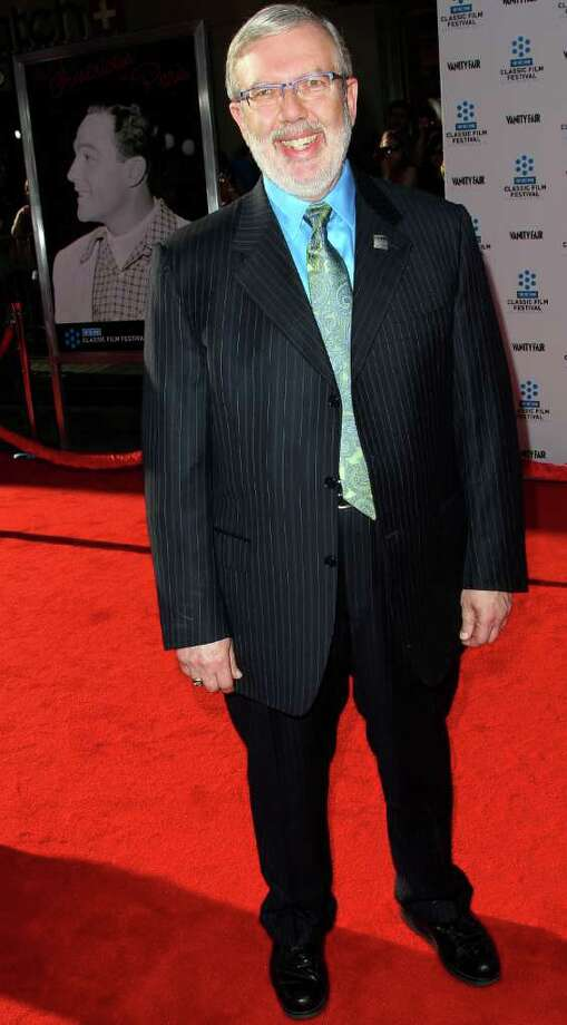 "Leonard Maltin attends the TCM Classic Film Festival Opening Night Gala and World Premiere of the film ""An American In Paris"" at Grauman's Chinese Theatre in Hollywood, California.  Photo: Getty Images"