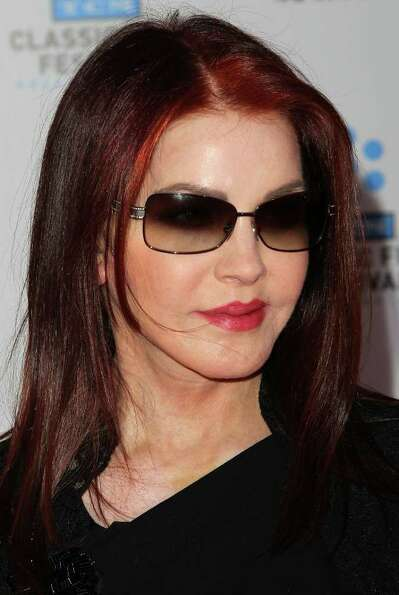 Actress Priscilla Presley attends the TCM Classic Film Festival Opening Night Gala and World Premier