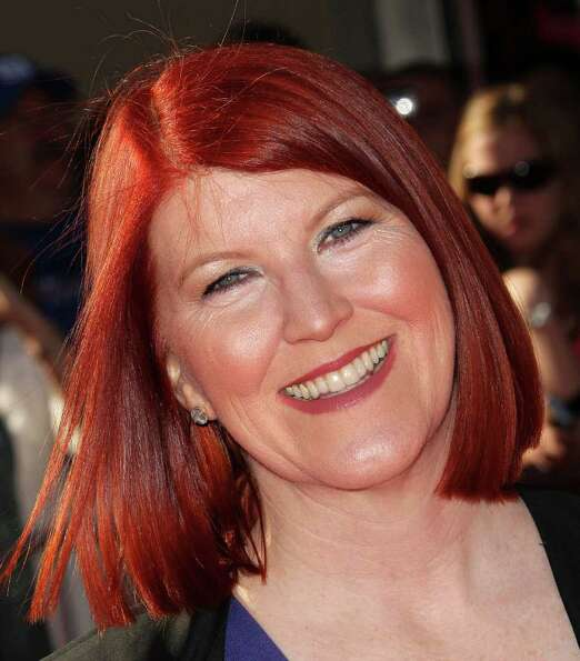 Actress Kate Flannery attends the TCM Classic Film Festival Opening Night Gala and World Premiere of