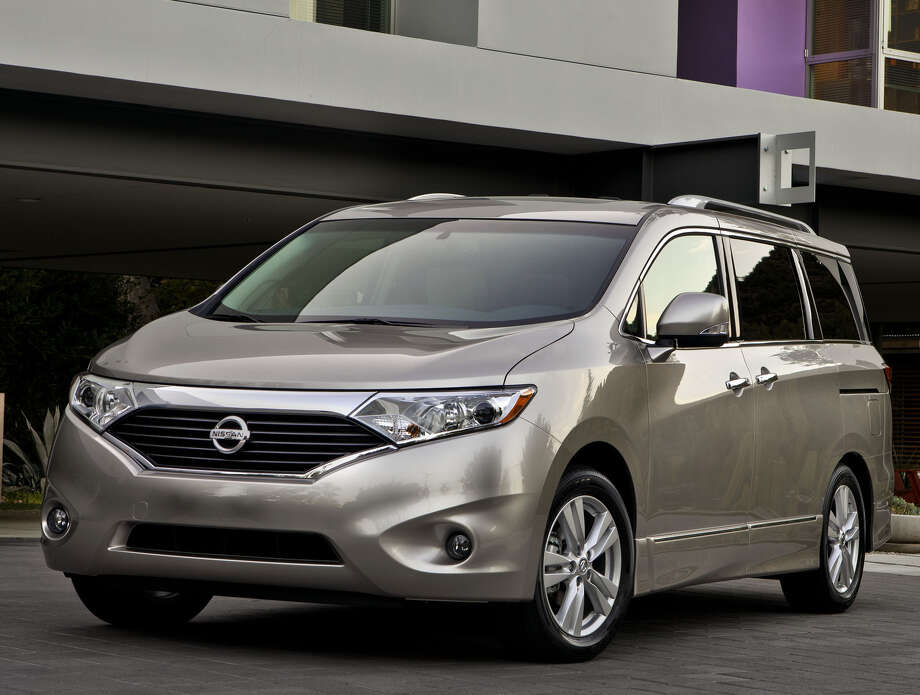 The new Nissan Quest minivan uses the same chassis as the Nissan Altima and Maxima sedans and Murano crossover. Photo: COURTESY OF NISSAN NORTH AMERICA INC.
