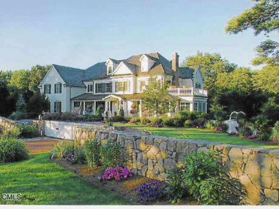Glenn Beck's New Canaan House