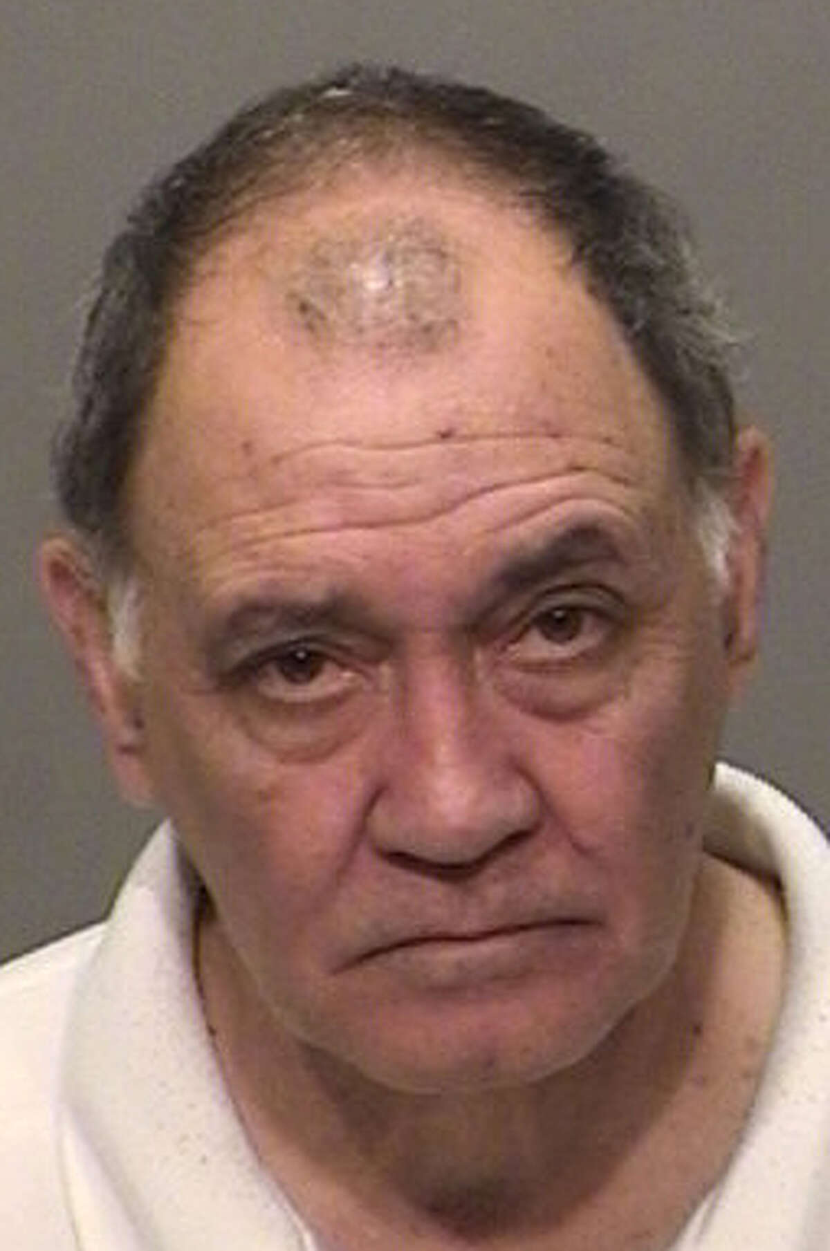 Joseph Antonelli, 64, of Stamford, faces three counts of disorderly conduct for allegedly making threats against President Barack Obama, who stopped in Stamford and Greenwich last week. Photo provided by Greenwich police.