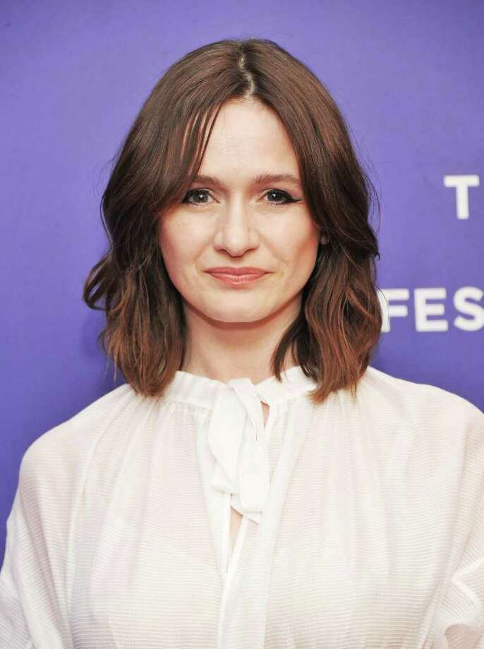 "Actress Emily Mortimer attends the premiere of ""Janie Jones"" during the 2011 Tribeca Film Festival at SVA Theater in New York on Friday, April 29, 2011.  (Photo by Stephen Lovekin/Getty Images)  Photo: Getty Images"