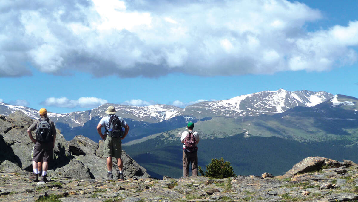 Hikers have many options for enjoying the natural beauty in and around Denver. COURTESY VISIT DENVER