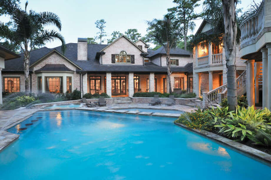 Houston suburb Piney Point Village (where this home recently listed for $5.9 million) has the highest median income of any city in Texas.See the richest town in each state in the U.S. Photo: GREENWOOD KING