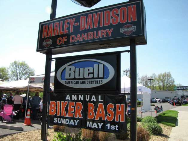 Were you seen at the Harley Davidson of Danbury 17th Annual Spring Biker Bash on May 1, 2011? Photo: Vincent Rodriguez / The News-Times