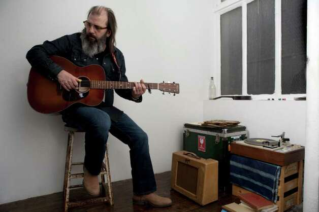 "Steve Earle: March 15, midnight at The Parish. Though he hasn't had a San Antonio address for decades, the outspoken, Greenwich Village-based turbo-singer/songwriter still puts ""From San Antonio"" on his SXSW paperwork. Bless his heart. Earle has a new album, ""The Low Highway"" (New West), scheduled for release April 16. Photo: Ted Barron / DirectToArchive"