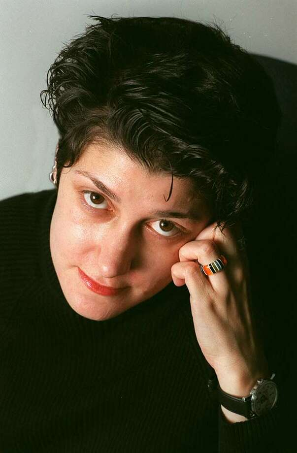 Dorothy Parvaz, pictured in a portrait taken while she was with the Seattle Post-Intelligencer.