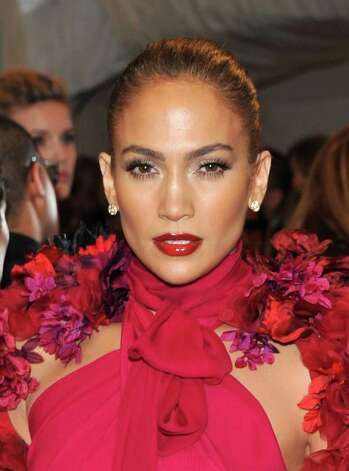 "NEW YORK, NY - MAY 02:  Jennifer Lopez attends the ""Alexander McQueen: Savage Beauty"" Costume Institute Gala at The Metropolitan Museum of Art on May 2, 2011 in New York City.  (Photo by Stephen Lovekin/Getty Images) *** Local Caption *** Jennifer Lopez; Photo: Getty Images"