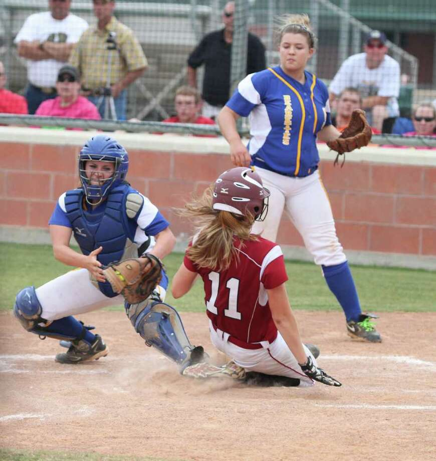 Jasper sweeps Brownsboro out of playoffs. Photo: Jason Dunn