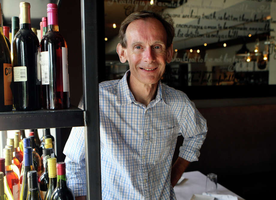 "Bruce Auden, nominated for the sixth time for the James Beard ""Best Chef Southwest"" award, owns Auden's Kitchen and Biga on the Banks. HELEN L. MONTOYA / EXPRESS-NEWS / SAN ANTONIO EXPRESS-NEWS"