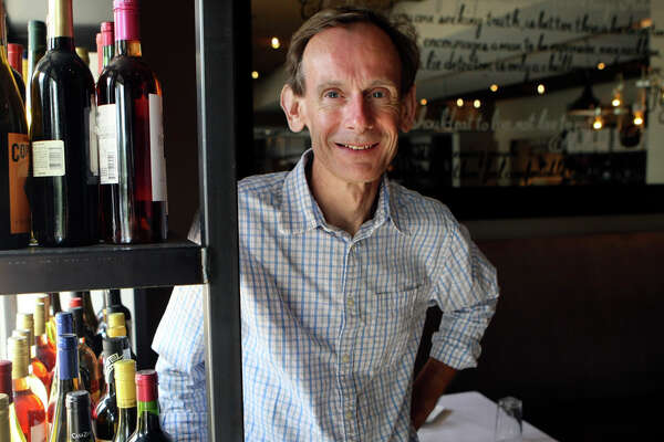 """Bruce Auden, nominated for the sixth time for the James Beard """"Best Chef Southwest"""" award, owns Auden's Kitchen and Biga on the Banks. HELEN L. MONTOYA / EXPRESS-NEWS"""