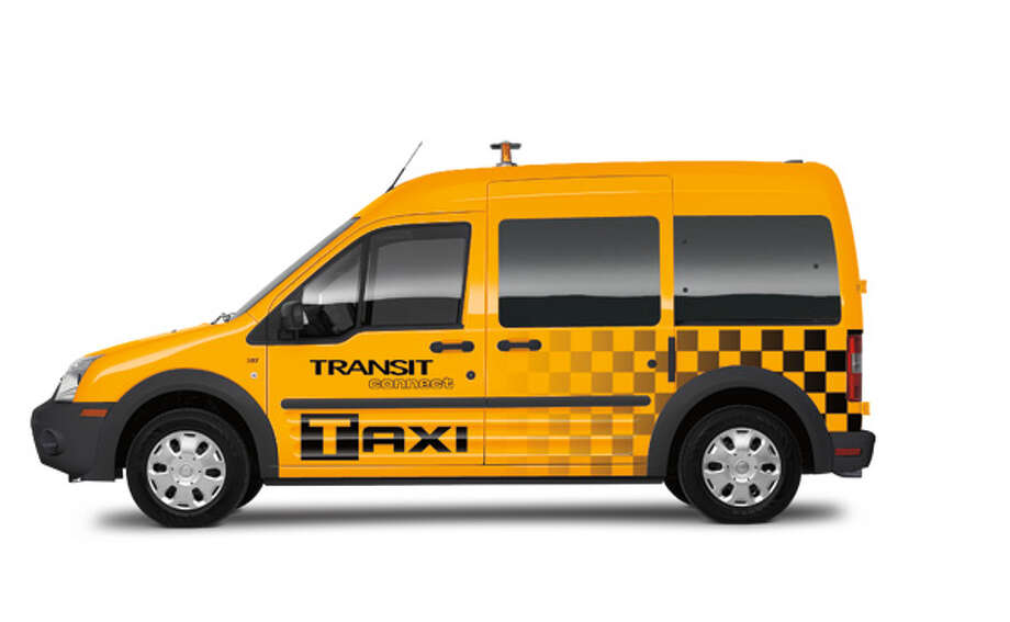 Ford's proposal for New York City's 'Taxi of Tomorrow.' Photo: Taxi And Limousine Commission
