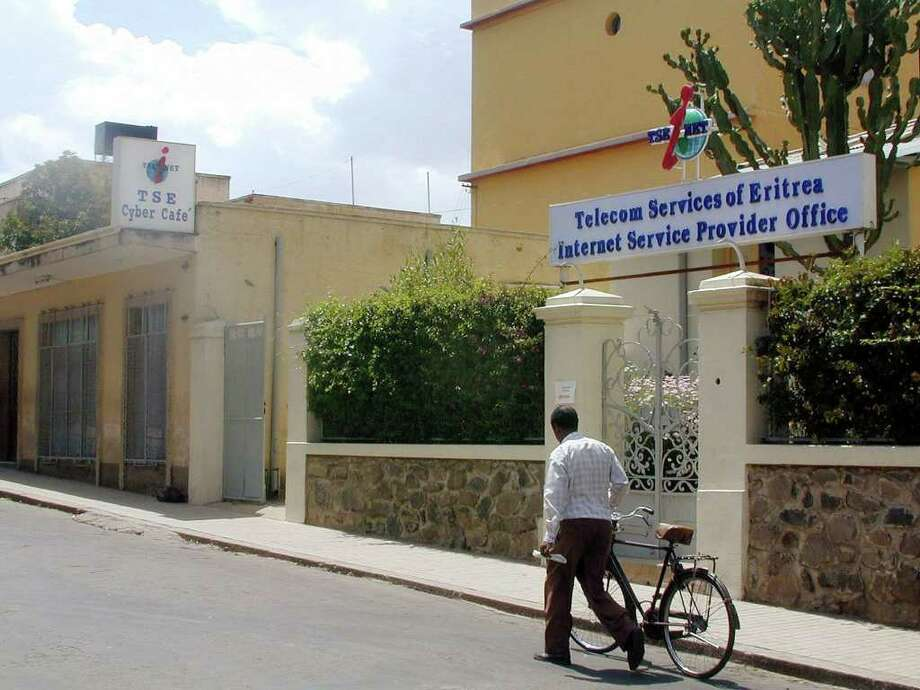 "Eritrea:State Department: ""A number of Eritrean-U.S. dual citizens have been arrested and some are currently being held without apparent cause.  Once arrested, detainees may be held for extended periods without being told the reason for their incarceration.  Conditions are harsh – those incarcerated may be held in very small quarters without access to restrooms, bedding, food, or clean water.  The Eritrean government does not inform the U.S. Embassy when U.S. citizens, including those who are not dual nationals, have been arrested or detained.  Should the U.S. Embassy learn of the arrest of a U.S. citizen, the Eritrean government rarely allows consular access, regardless of the reason the U.S. citizen is being held.""Read the full warning. Photo: (AP Photo/ Andrew England)"