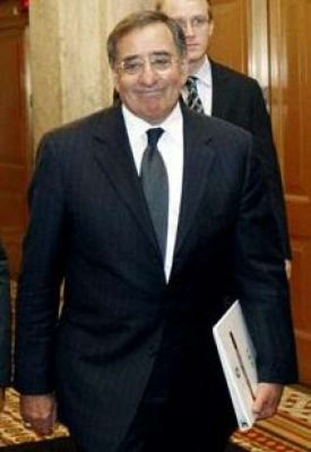 CIA director Leon Panetta on Tuesday in Washington, D.C. Photo: Alex Brandon, AP