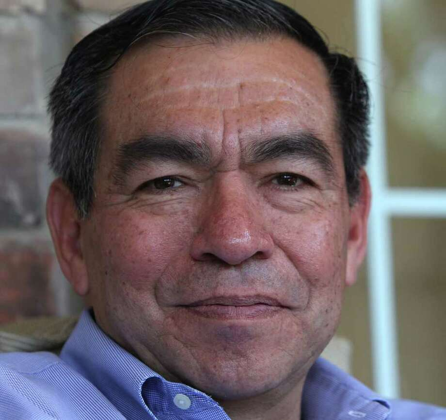 Retired Army Lt. General Ricardo Sanchez. Photo: SAN ANTONIO EXPRESS-NEWS