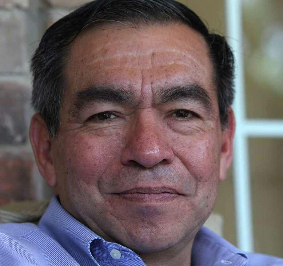 Retired Army Lt. General Ricardo Sanchez. Photo: SAN ANTONIO EXPRESS-NEWS