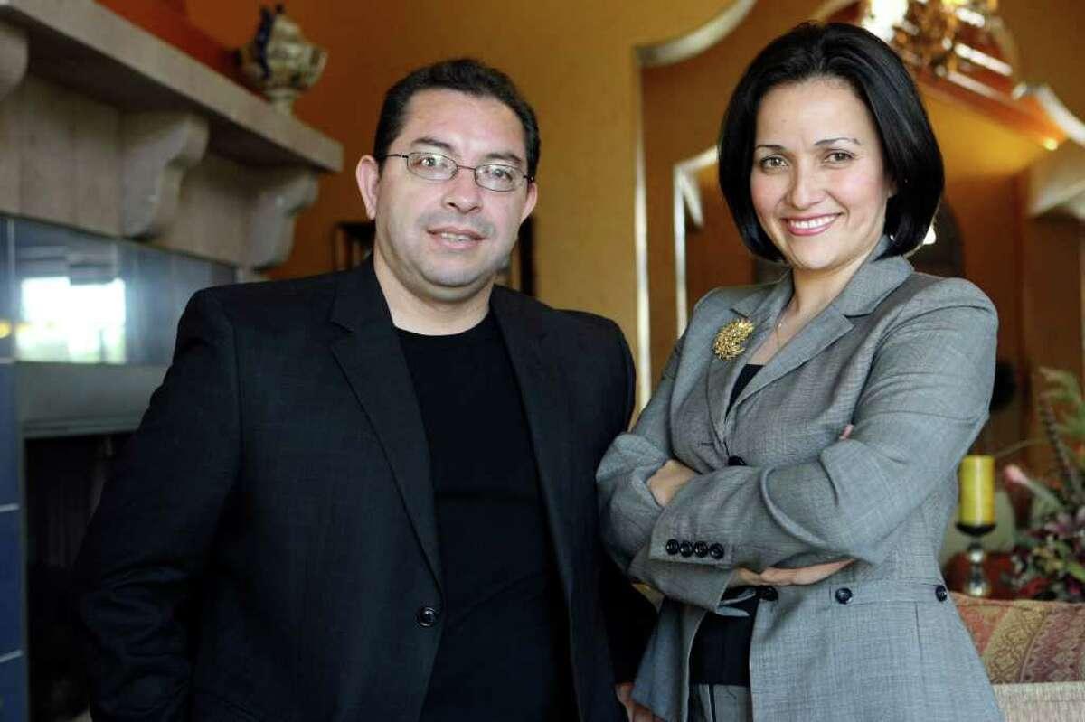 "Juan Carlos Hernandez is producing a movie called ""Patricia"" in San Antonio that stars co-producer Tatiana Smithhart."