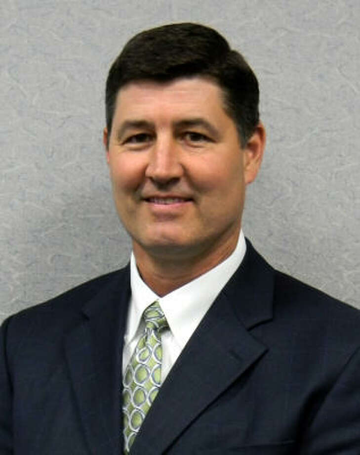 Lawrence Hindt was chosen as the finalist for the superintendent's job in the Stafford Municipal School District. Photo: Stafford MSD