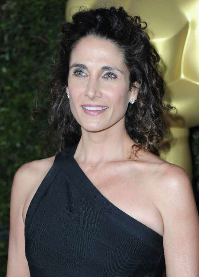 Actress Melina Kanakaredes Photo: Getty Images