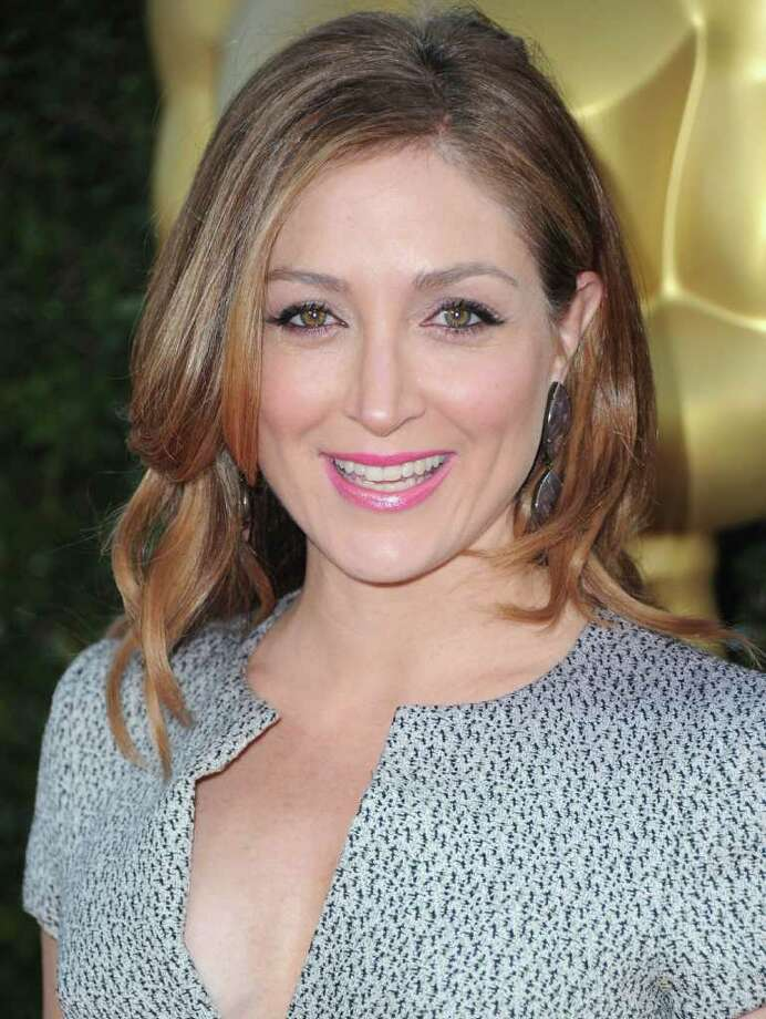 BEVERLY HILLS, CA - MAY 04:  Actress Sasha Alexander arrives to The Academy of Motion Picture Arts and Sciences' tribute to Sophia Loren on May 4, 2011 in Beverly Hills, California.  (Photo by Alberto E. Rodriguez/Getty Images) *** Local Caption *** Sasha Alexander; Photo: Getty Images