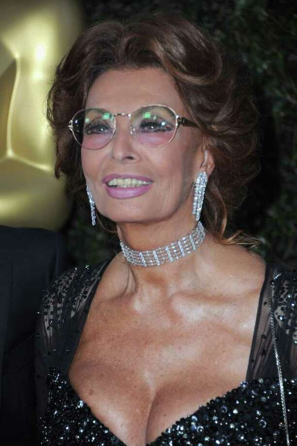 BEVERLY HILLS, CA - MAY 04:  Actress Sophia Loren arrives to The Academy of Motion Picture Arts and Sciences' tribute to Sophia Loren on May 4, 2011 in Beverly Hills, California.  (Photo by Alberto E. Rodriguez/Getty Images) *** Local Caption *** Sophia Loren; Photo: Getty Images